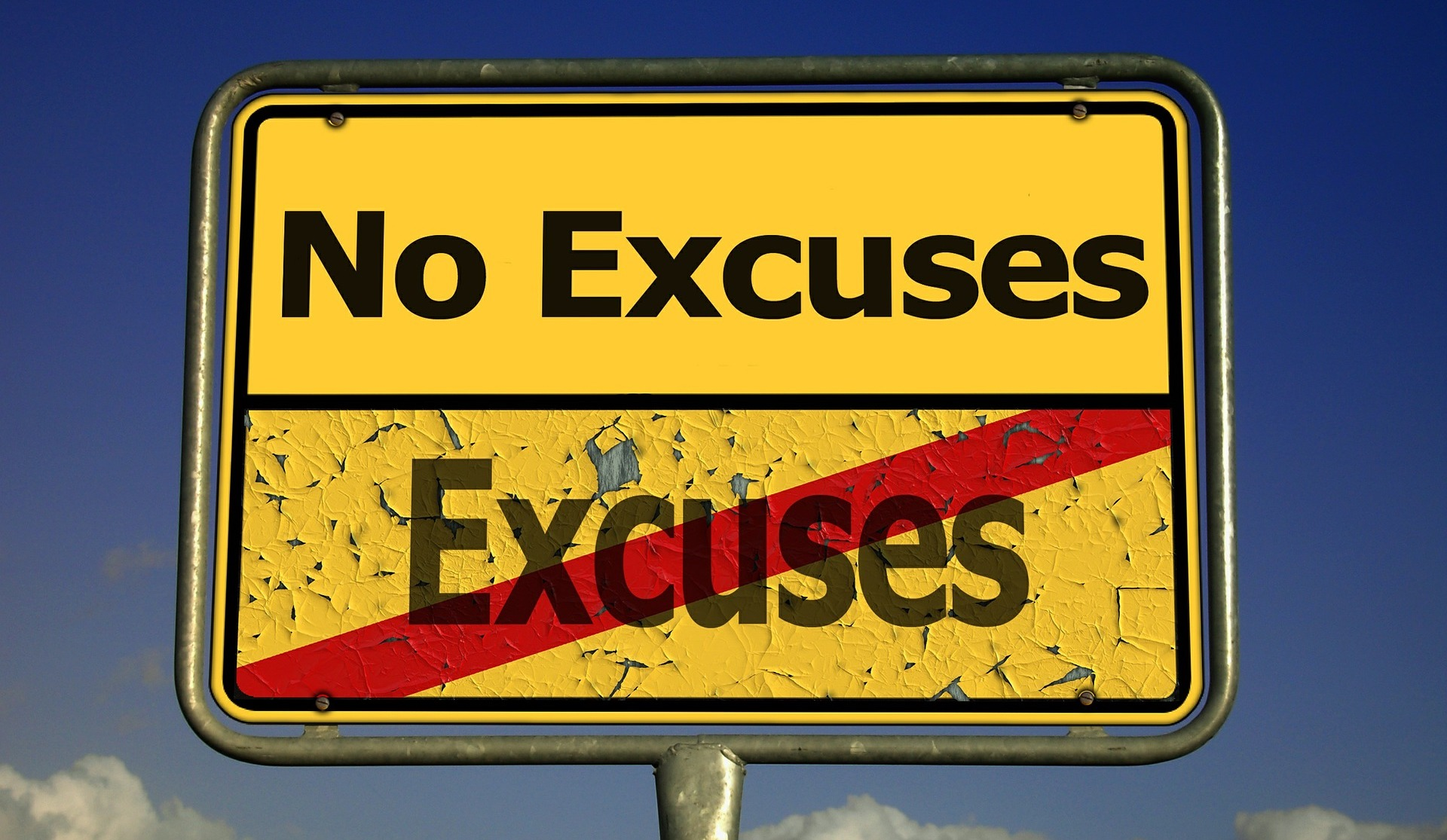 Excuses or Solutions