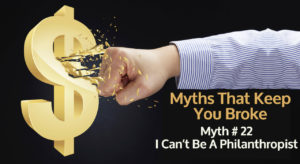 Myths that keep you broke 22