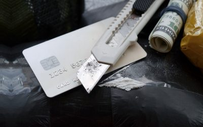 Cocaine and Credit Cards