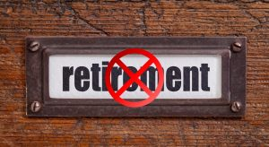 Vote No on Retirement
