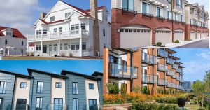 Condos, Townhouses and More