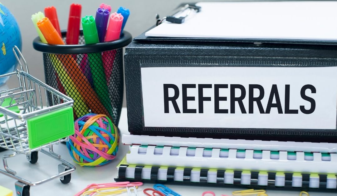 Do You Struggle With Getting Referrals?