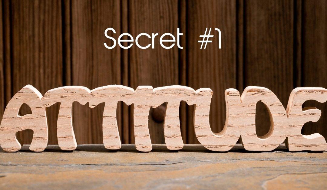 Secret #1: The 3 Secrets of The Wealthy